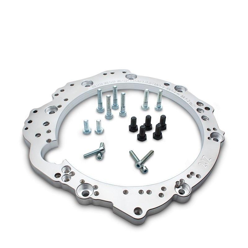 Adapter skrzyni biegów Toyota 1JZ/2JZ - BMW M50, M52, M57, M57N - GRUBYGARAGE - Sklep Tuningowy